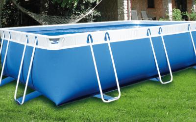 Come costruire una piscina fuori terra?