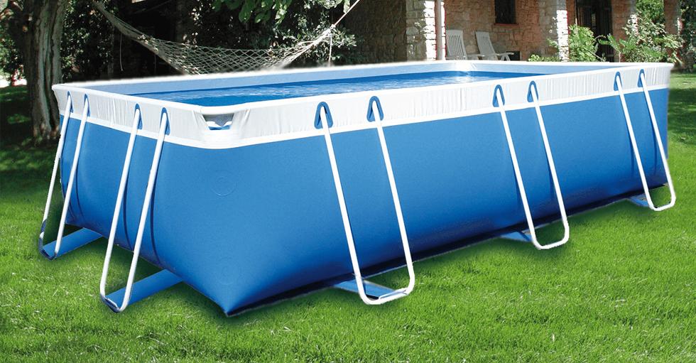 Come costruire una piscina fuori terra 5 punti chiave - Filtri per piscine fuori terra ...