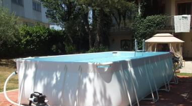 piscina fuori terra rivestimenti