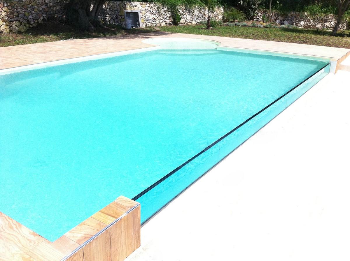quale piscina interrata scegliere