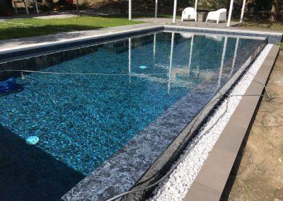 piscina fondo antracite