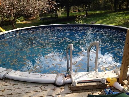 robot per piscina