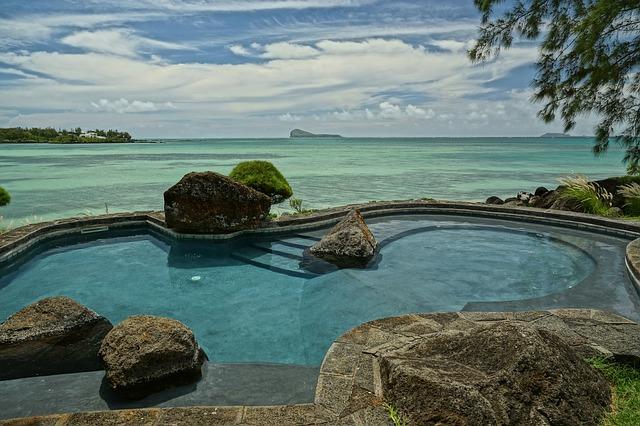piscina da giardino interrata
